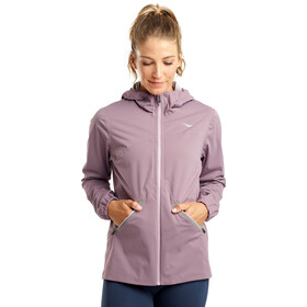 saucony Drizzle Jacket Women moonscape